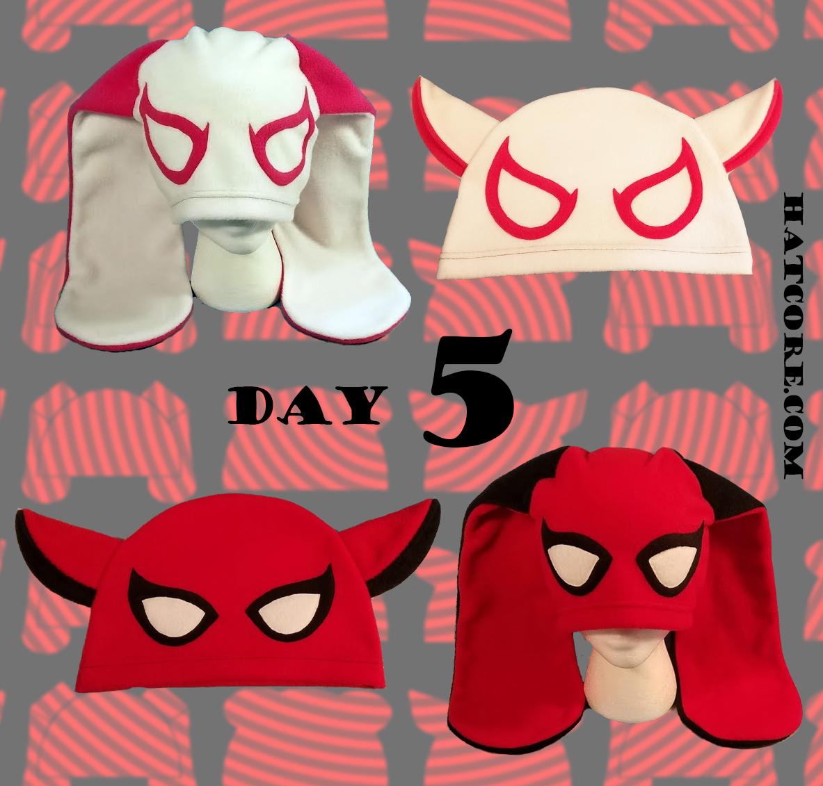 Spider Gwen Kitty Hat