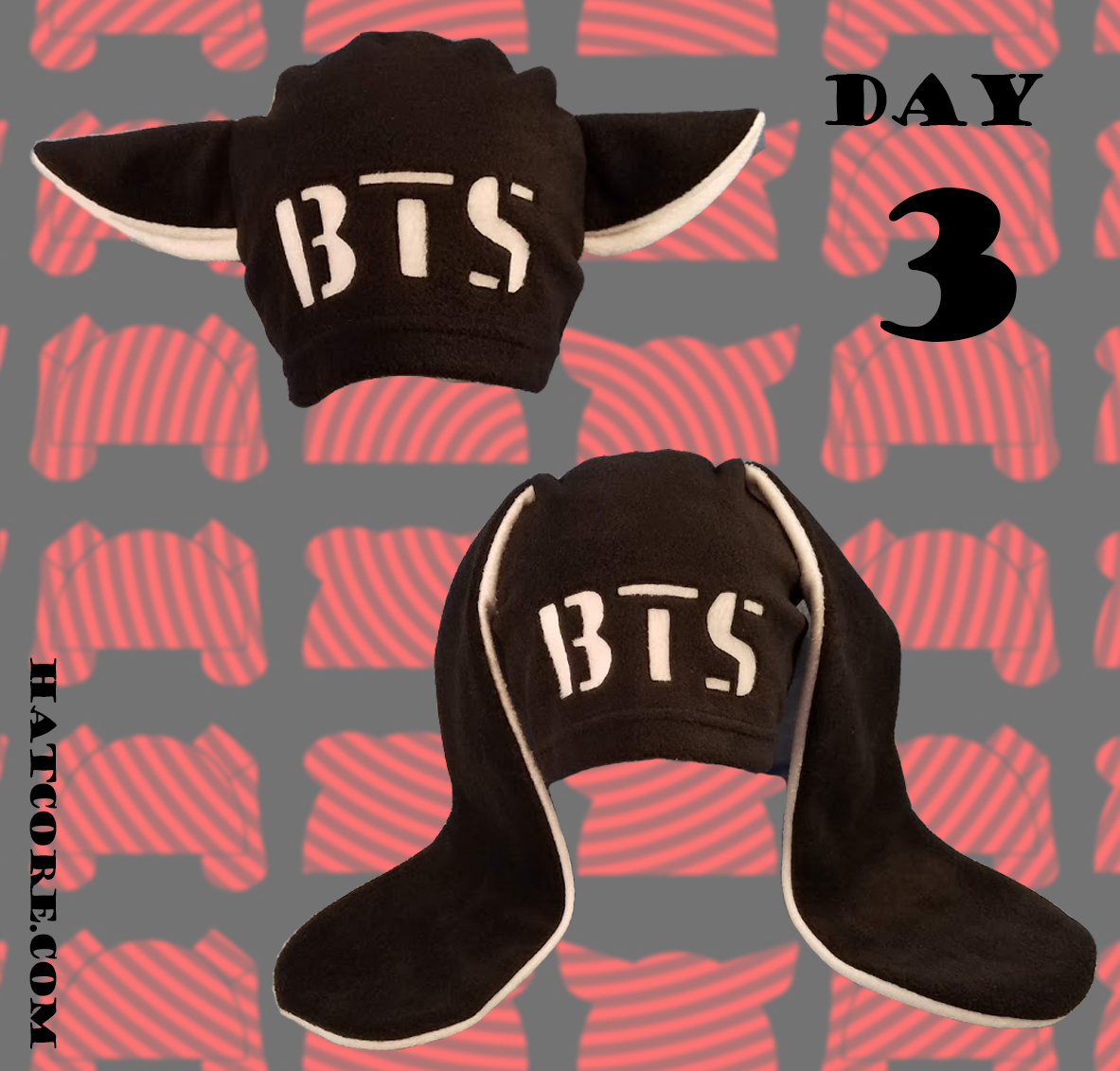 BTS Kitty Hat